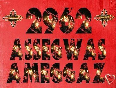 Bonne année 2962